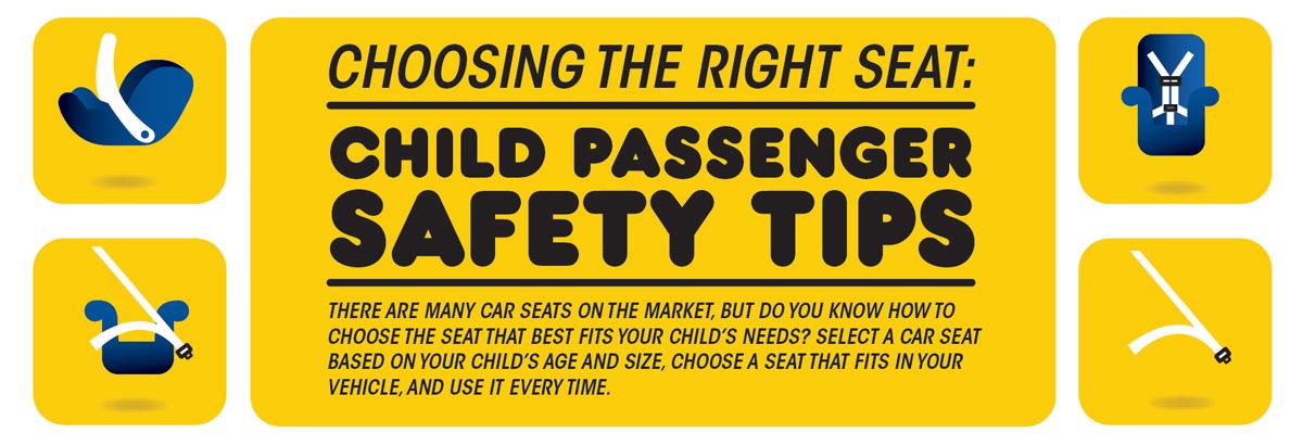 children passanger safety